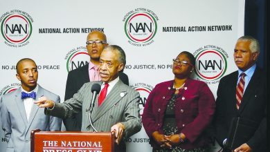 Photo of Sharpton to Lead D.C. March Ahead of Inauguration