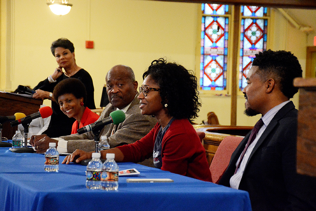 Photo of Metropolitan AME Hosts Town Hall to Aid Black Voters