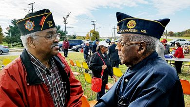 Photo of Prince George's Event Honors Service Members on Veterans Day