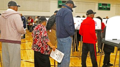 Photo of Thousands Vote Early in Prince George's County