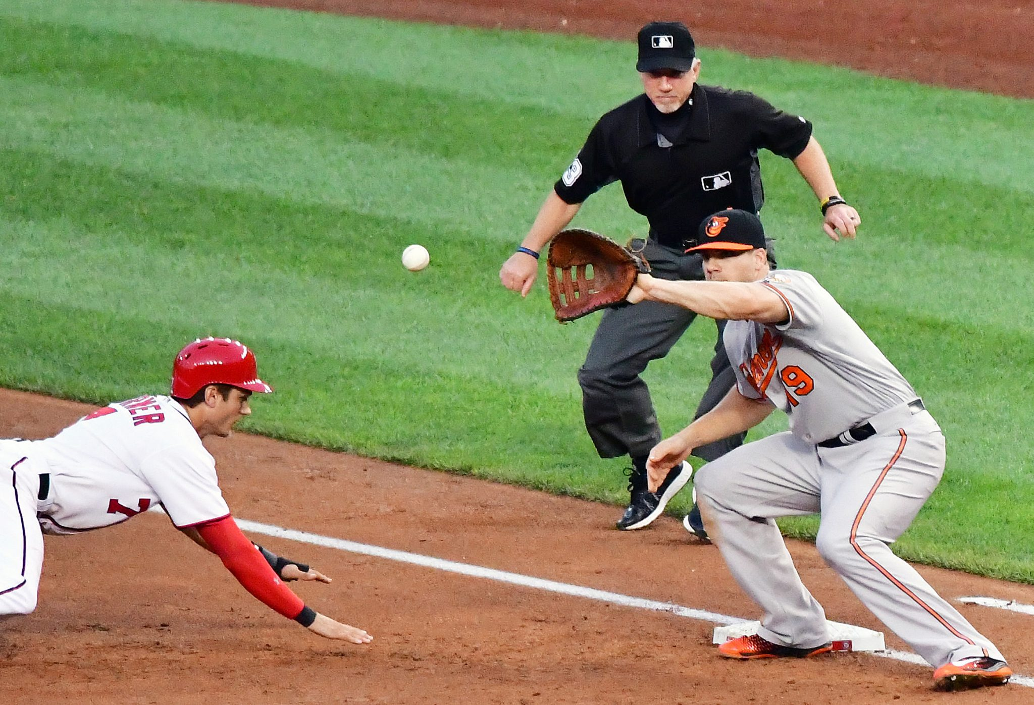 Photo of Nationals Lose Slugfest to Orioles