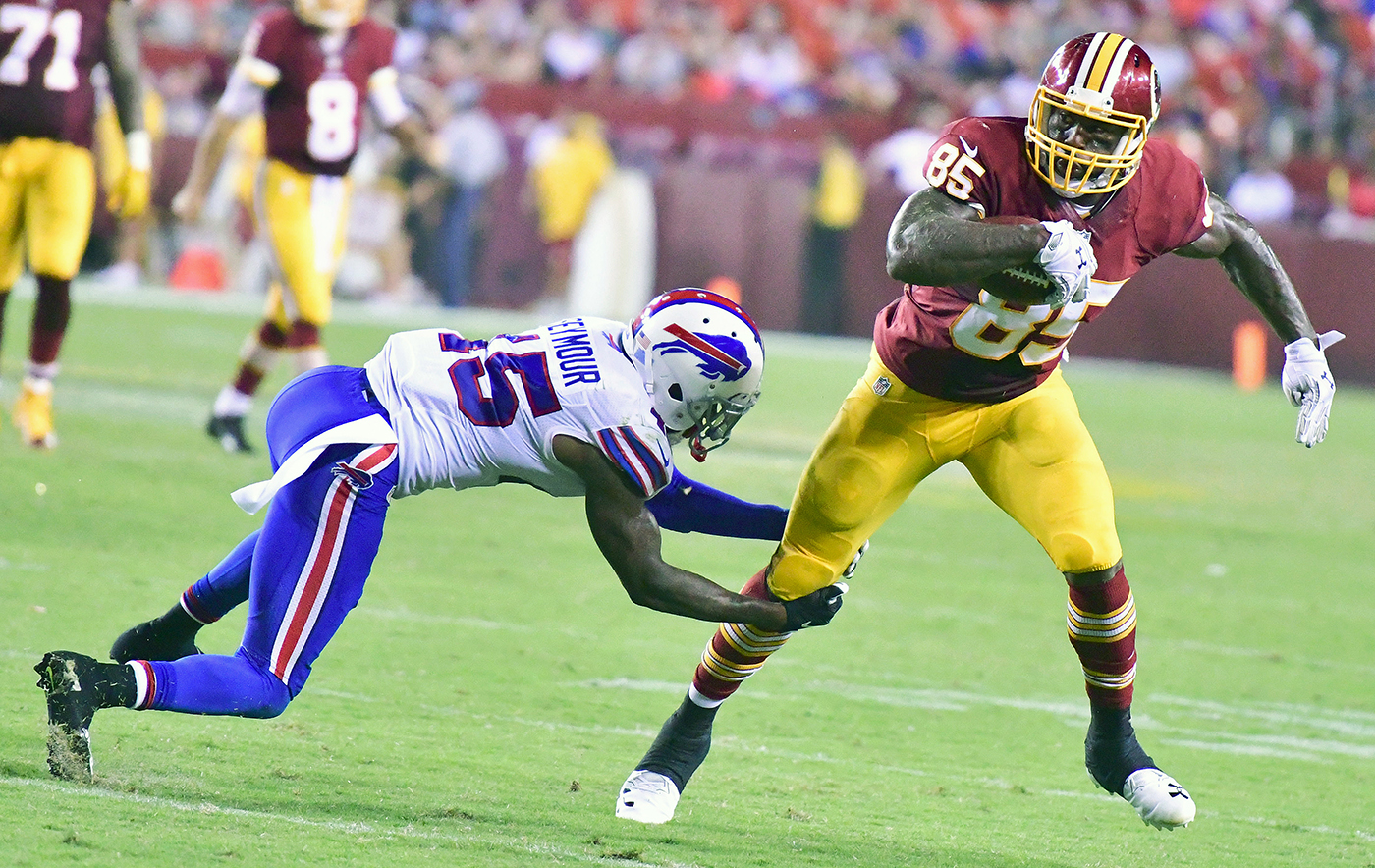 Photo of Redskins Top Bills in Preseason Action