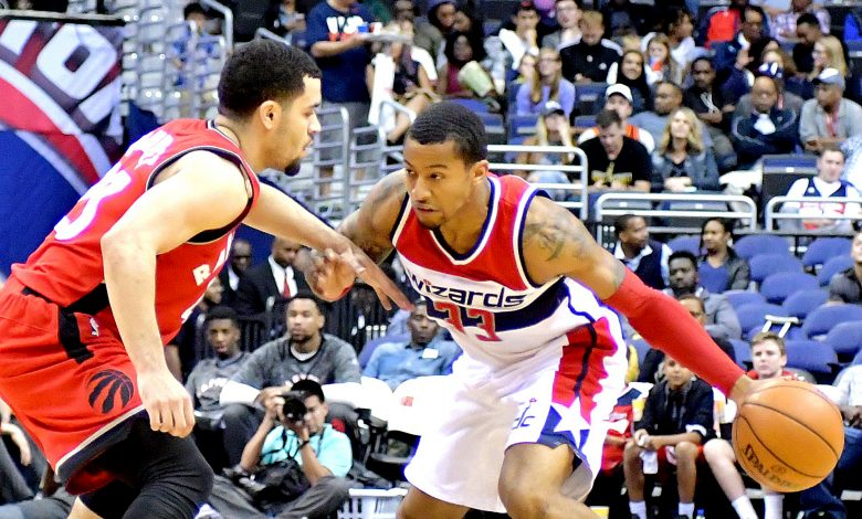 Photo of Wizards Finish Preseason Strong, Blow Out Raptors