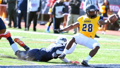 Photo of North Carolina A&T Spoils HU Homecoming