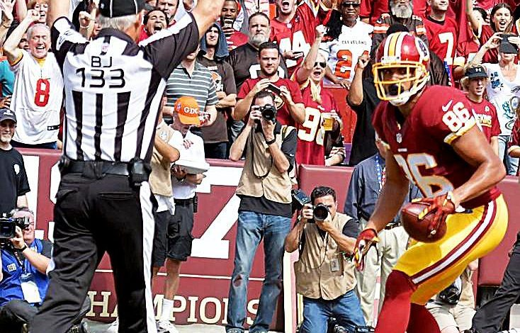 Fans remain loyal to the Redskins despite the team's title drought. /Photo by a John E. De Freitas