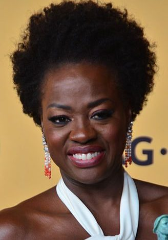 Viola Davis at 21st annual Screen Actors Guild Awards in 2015