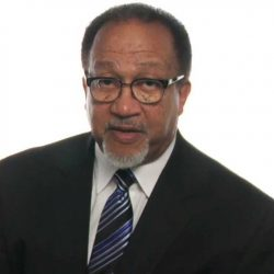 Photo of Dr. Benamin F. Chavis, Jr.