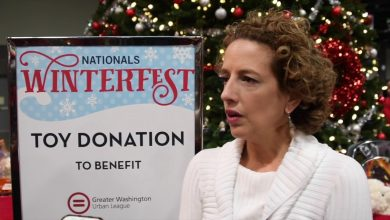 Photo of Nationals Winterfest 2016 with The Washington Informer Charities