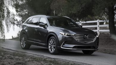 Photo of Mazda CX-9 Leaner, Meaner