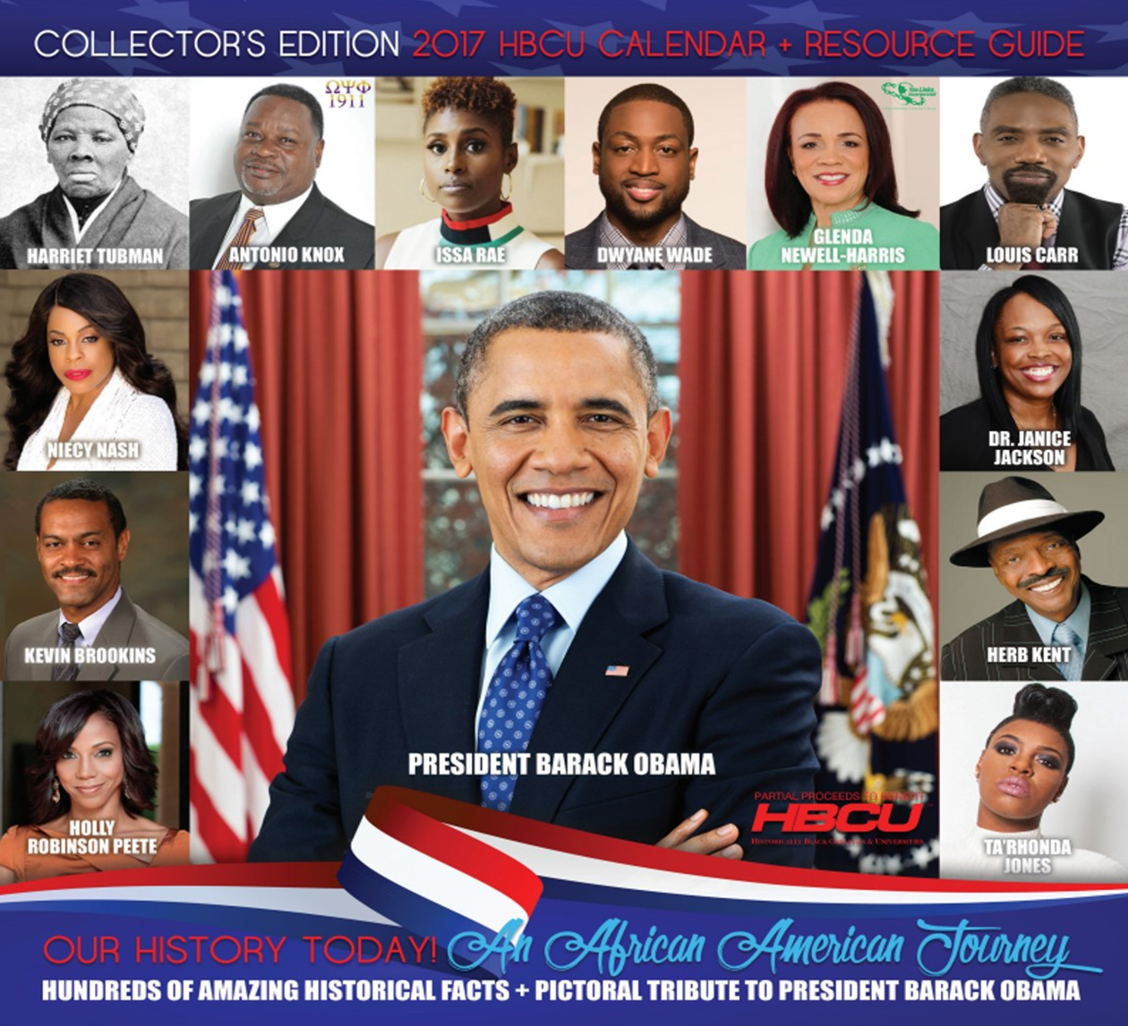 Photo of 2017 'Our History Today!' Black History Calendar & Resource Guide Provides Self-Pride and Timeless Knowledge