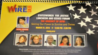 Photo of STATESWOMEN FOR JUSTICE LUNCHEON, PANEL, AND TOWN HALL: THE URGENCY OF NOW