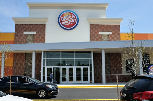 Photo of GRAND OPENING OF DAVE AND BUSTER'S RESTAURANT IN PG COUNTY