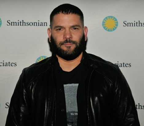 Actor Guerllimo Diaz plays the character of Huck on the hit ABC television drama Scandal. /Photo by Patricia Little @5feet2