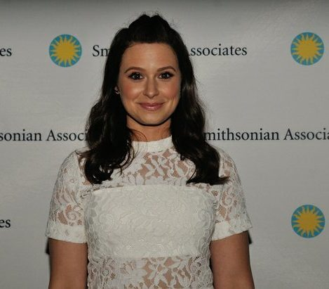 Actress Katie Lowes plays the character of Quinn Perkins on the hit ABC television drama Scandal. /Photo by Patricia Little @5feet2