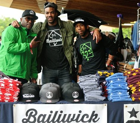 Local vendors sell merchandise during the Third Annual Broccoli Festival on Saturday, April 30, 2016 in Southeast. /Photo by Patricia Little @5feet2