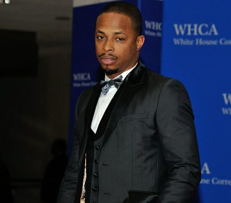 Actor Cornelius Smith Jr, of TV show Scandal, attends the 2016 White House Correspondences' Association Dinner at the Washington Hilton Hotel on Saturday, April 30, 2016 in Northwest. /Photo by Patricia Little @5feet2