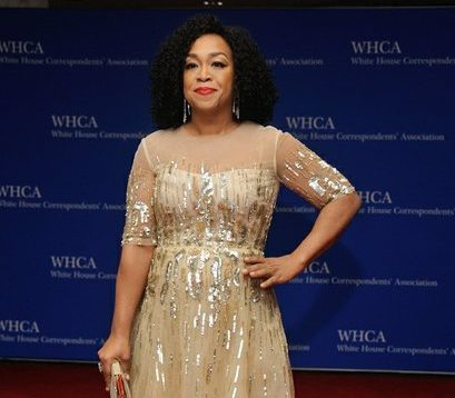 Shonda Rhimes, Producer of the ABC Television show Scandal, attends the 2016 White House Correspondences' Association Dinner at the Washington Hilton Hotel on Saturday, April 30, 2016 in Northwest. /Photo by Patricia Little @5feet2