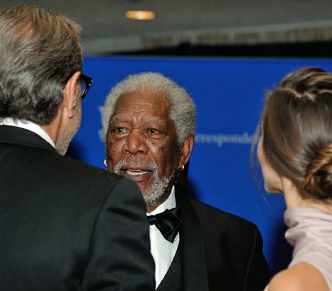 **FILE** Actor Morgan Freeman attends the 2016 White House Correspondences' Association Dinner at the Washington Hilton Hotel in northwest D.C. on April 30. (Patricia Little/The Washington Informer)