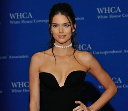 Fashion model Kendall Jenners attends the 2016 White House Correspondences' Association Dinner at the Washington Hilton Hotel on Saturday, April 30, 2016 in Northwest. /Photo by Patricia Little @5feet2