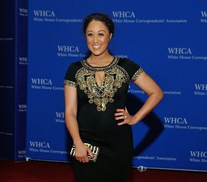 The Real Talk Show co-host Tamara Mowry-Housley attends the 2016 White House Correspondences' Association Dinner at the Washington Hilton Hotel on Saturday, April 30, 2016 in Northwest. /Photo by Patricia Little @5feet2