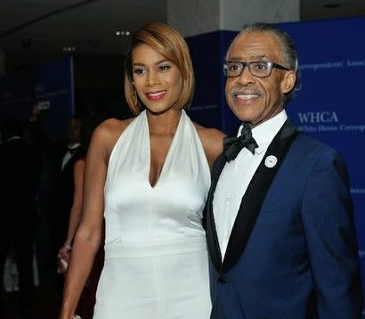 Civil Right Activist and Reverend, Al Sharpton, attends the 2016 White House Correspondences' Association Dinner at the Washington Hilton Hotel on Saturday, April 30, 2016 in Northwest. /Photo by Patricia Little @5feet2