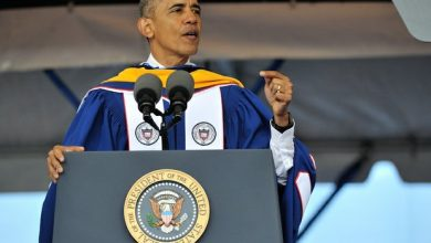 Photo of PRESIDENT OBAMA DELIVERS CONVOCATION ORATION AT HOWARD UNIVERSITY 148TH COMMENCEMENT CONVOCATION (PHOTOS BY PATRICIA LITTLE)