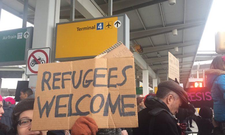 Photo of Social Media Drives Nationwide Solidarity Over Muslim Ban