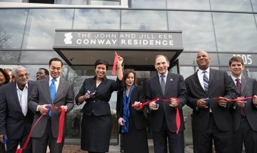 Photo of Conway Residence for Homeless Veterans Opens in D.C.