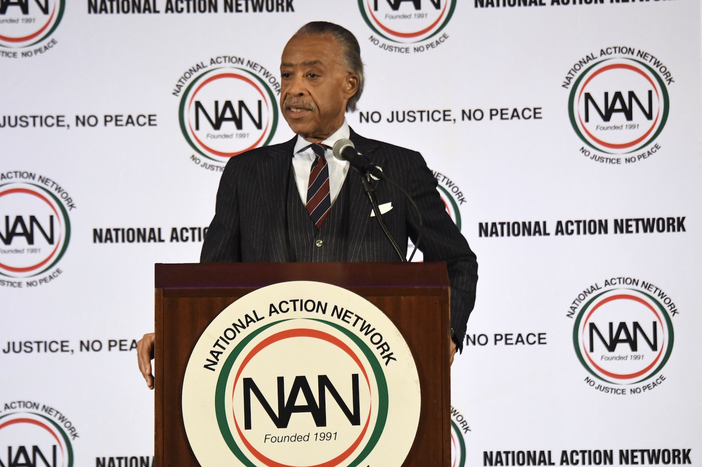 Photo of NAN Convention to Commemorate MLK Death in NYC