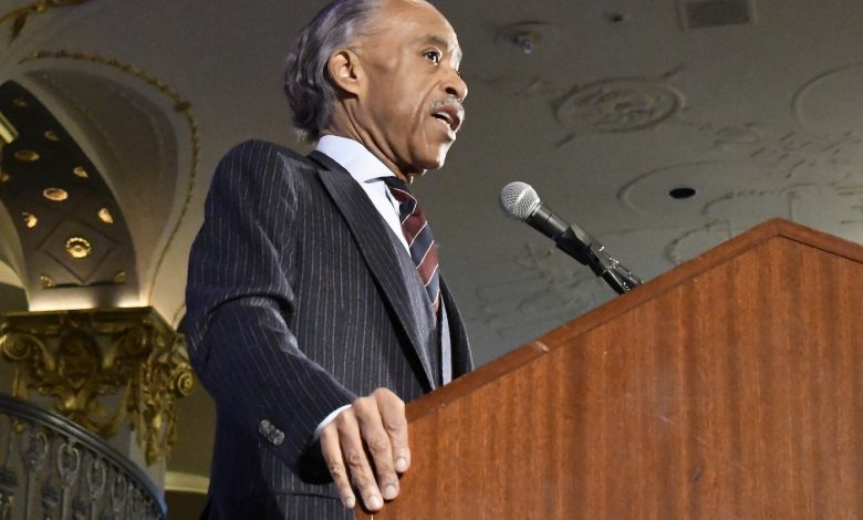 Rev. Al Sharpton's National Action Network hosts the annual Martin Luther King Jr. breakfast in Washington, D.C. on Jan. 16. (Travis Riddick/The Washington Informer)