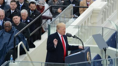 Photo of Inauguration Ceremony for President Donald J. Trump (Photos by Roy Lewis)