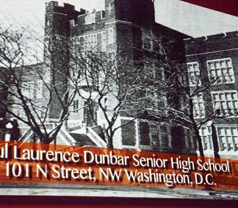 The world premiere screening of Dunbar, Thursday, March 31, 2016 at the E Street Cinema in Northwest. /Photo by Patricia Little @5feet2