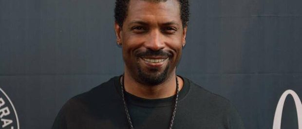 Actor Deon Cole of the ABC television show Blackish on the red carpet during opening night of the 20th Annual American Black Film Festival on Saturday, June 18 in Miami, FL. /Photo by Patricia Little @5feet2