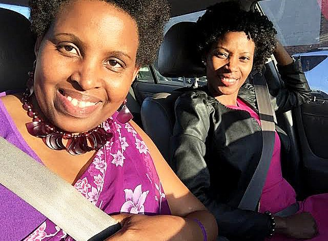 Photo: Eugenie Mukeshimana and her daughter Ariane Umutoni immigrated to America in 2001 after surviving the Rwandan genocide. /Courtesy photo