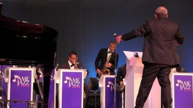 Photo of NAT ADDERLEY'S FAME JAZZ BAND PLAYS OXON HILL HIGH SCHOOL SPRING CONCERT