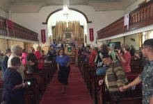 Photo of HISTORIC MT. ZION CHURCH CELEBRATES 200TH ANNIVERSARY (PHOTOS BY HAMIL R. HARRIS)