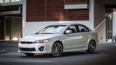 Photo of 2017 Mitsubishi Lancer 2.4 SEL AWC Is a Joyride