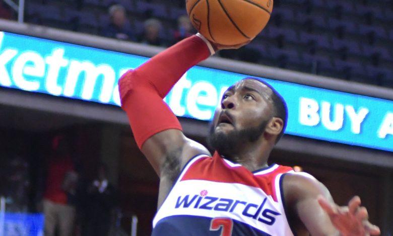 **FILE** Washington Wizards point guard John Wall (John De Freitas/The Washington Informer)