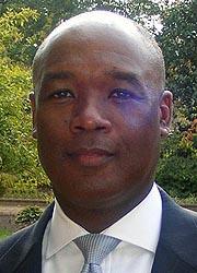 Maryland state Delegate Michael L. Vaughn (Courtesy of maryland.gov)