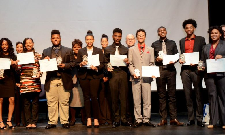 Students at French Immersion Schools Maya Angelou and Dora Kennedy were recently honored. (Courtesy of PGCPS)