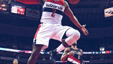 Photo of Wizards Pound Blazers, Stretch Home Win Streak to 12
