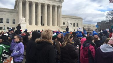 Photo of 2017 March for Life Converges on D.C.