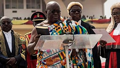 Photo of AFRICA NOW: Ghana President Accused of Plagiarizing Clinton, Bush Speeches