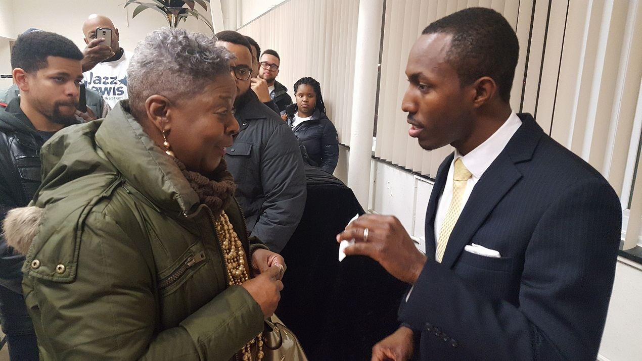 Photo of Jazz Lewis Tabbed for Vacant Md. Delegate Seat