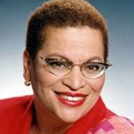 Photo of Dr. Julianne Malveaux