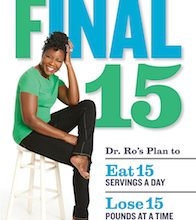 Photo of BOOK REVIEW: 'Lose Your Final 15' by Rovenia M. Brock, Ph.D.