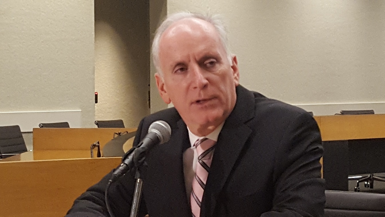 Metro General Manager Paul Wiedefeld