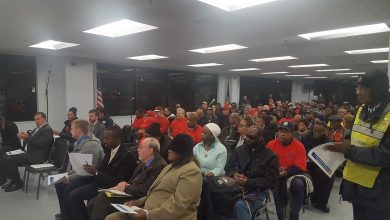 Photo of Riders Rail Against Metro Budget Proposal at Union Town Hall