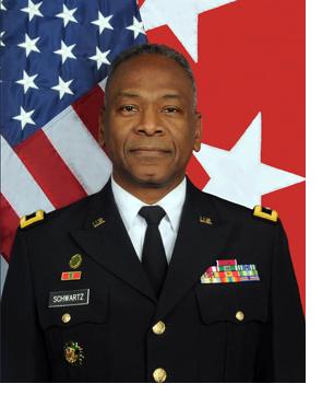 Maj. Gen. Errol Schwartz