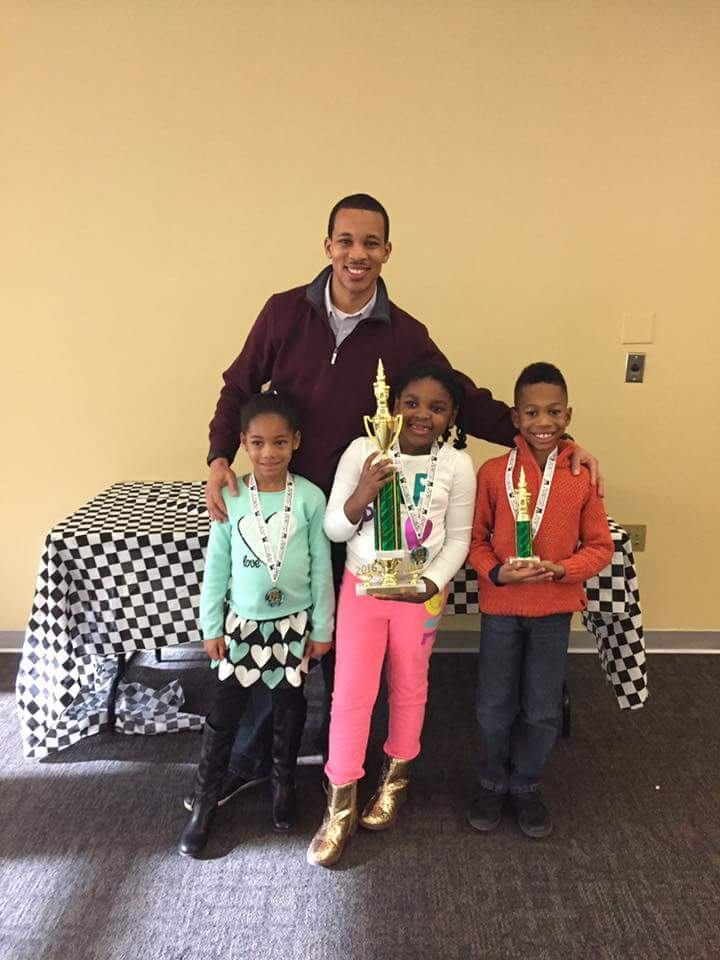 Photo of PRINCE GEORGE'S COUNTY EDUCATION BRIEFS: Chess Competitors